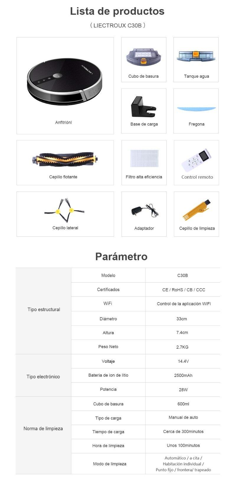eléctrico, 3000Pa, Precio Dollar 31