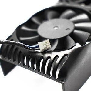 Image 5 - HA5510M12F Z 0.20A 2Pin GTX1050 Ti GPU wentylator chłodnicy dla MSI geforce GTX 1050 2GT LP GTX 1050Ti 4GT LPV1 karty graficznej chłodzenia