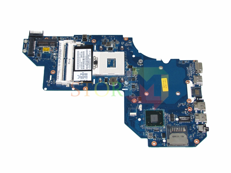 NOKOTION for hp envy m6-1000 laptop motherboard 698395-501 HM77 GMA HD4000 DDR3
