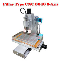 Wood Carving Machine CNC 3040 Cnc Milling Machine 3 Axis CNC Machine Wood Lathe