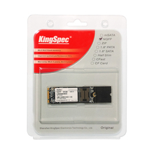 2280 M2 SSD Kingspec NGFF M.2 SSD 64GB 128GB 256GB 512GB internal solid state hard drive disk module for Laptop Tablet ultrabook
