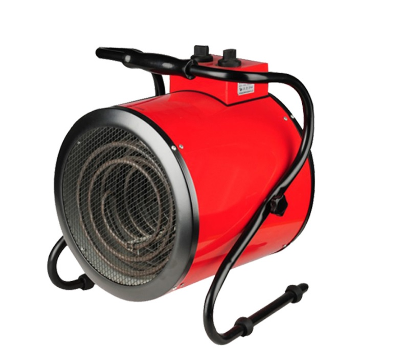 10pcs PACK, Floor Stand Portable 3000W Heater For Grennhouse, Living Room , Any Damp Rooms Of 25m2,  6.6/7.8kg