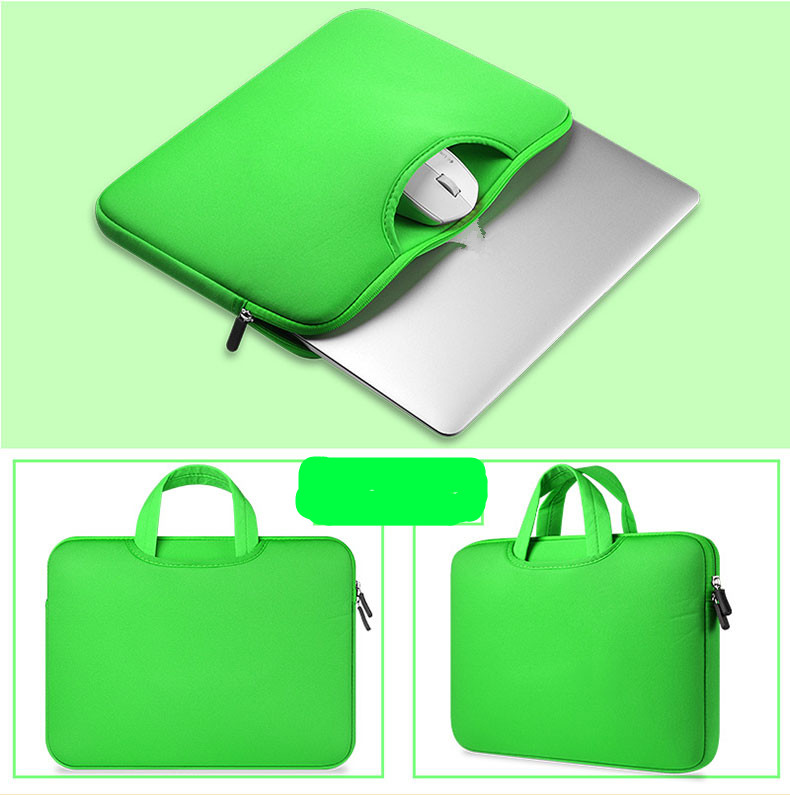 Men woman laptop case 11 12 13 15 inch Laptop Bag Sleeve Notebook Sleeve Bag Case briefcase For Macbook Pro Air