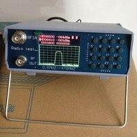Металл DC 8 12 в U/V UHF VHF Двухдиапазонный анализатор спектра с отслеживанием источника настройки Duplexers 173 400 МГц 470 136 МГц детали инструмента