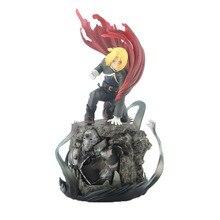 Fullmetal Alchemist Edward Elric Figure PVC Doll Toy 9 22cm