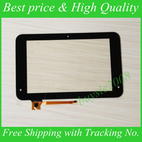 10PCS LOT 10 1inch New Black Replacement Capacitive Touch Screen Digitizer For TOPSUN T10 A2 Tablet