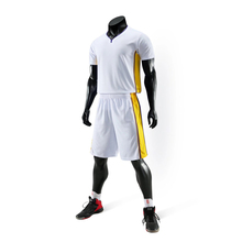 2019 Basketland High quality  basketball set sport uniform men for Los Angeles team match HLG19A