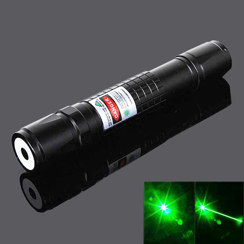 Powerful Laser Pointer High Power 305 532NM Bright Beam Single Point Astronomy Construction Lazer Pen