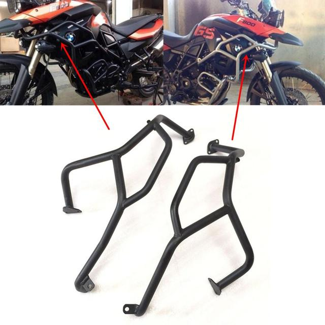 Engine Guards Highway Crash Bars Upper Frame Protector for BMW F800GS F700GS F650GS 2008 2009 2010 2011 2012 2013