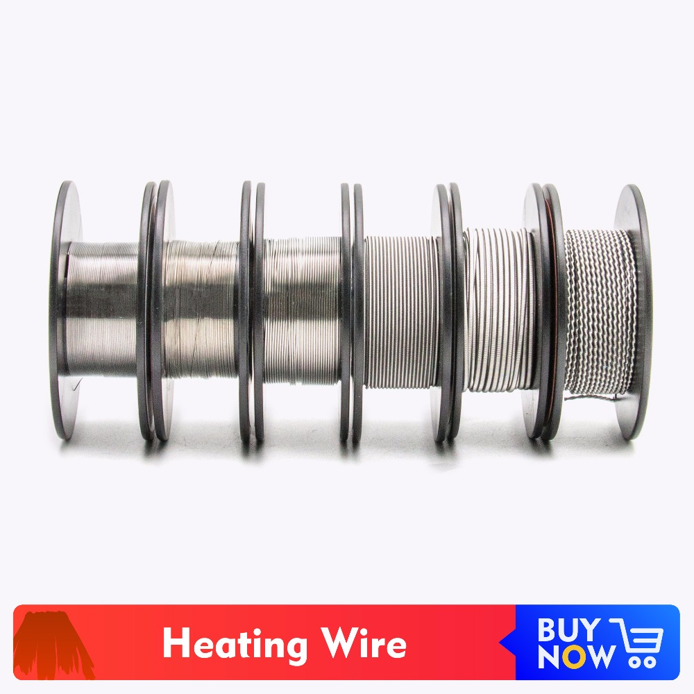 Buy nichrome fused clapton wire and get free shipping on AliExpress.com