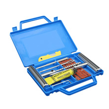 Tire Repair Kit Car Van Motorcycle Bike Tire Repair Tools Emergency Heavy Duty Tubeless Tire Puncture Repair Kit Plug Se 10pcs tire repair kit diagnostic motorcycle tools tubeless tire repair kit car van vehicle wheel tire puncture mending tools