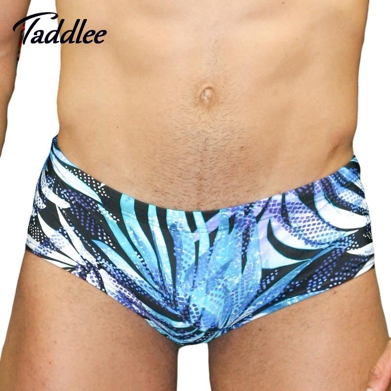 0f30fcdba24 Taddlee Brand Europe Size Men Swimwear Gay Sexy Mens Swimsuits Swimming  Bikini Briefs Board Surf Shorts Men's Swim Boxer Trunks