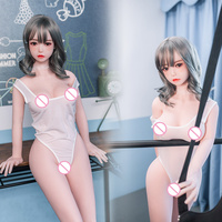 Hanidoll 158cm Japan Silicone Sex Doll Love Doll Metal Skeleton Full Sized Realistic Vagina Big Breast Masturbator Sex doll