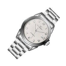 BOUNABAY MONTRE Mécanique Hommes Montre-Bracelet Creux De Mode Automatique Datajust Montre Étanche De Luxe Analogique Horloge Top Qualité