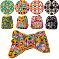 JinoBaby Reusable Baby Diapers Bamboo Baby Care Pocket Nappy fralda Training Pants for Babies for 4kgs to 15kgs