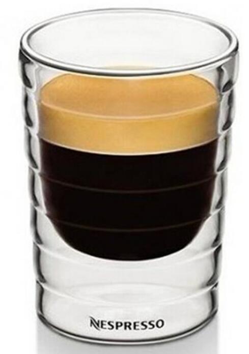 nespresso glas