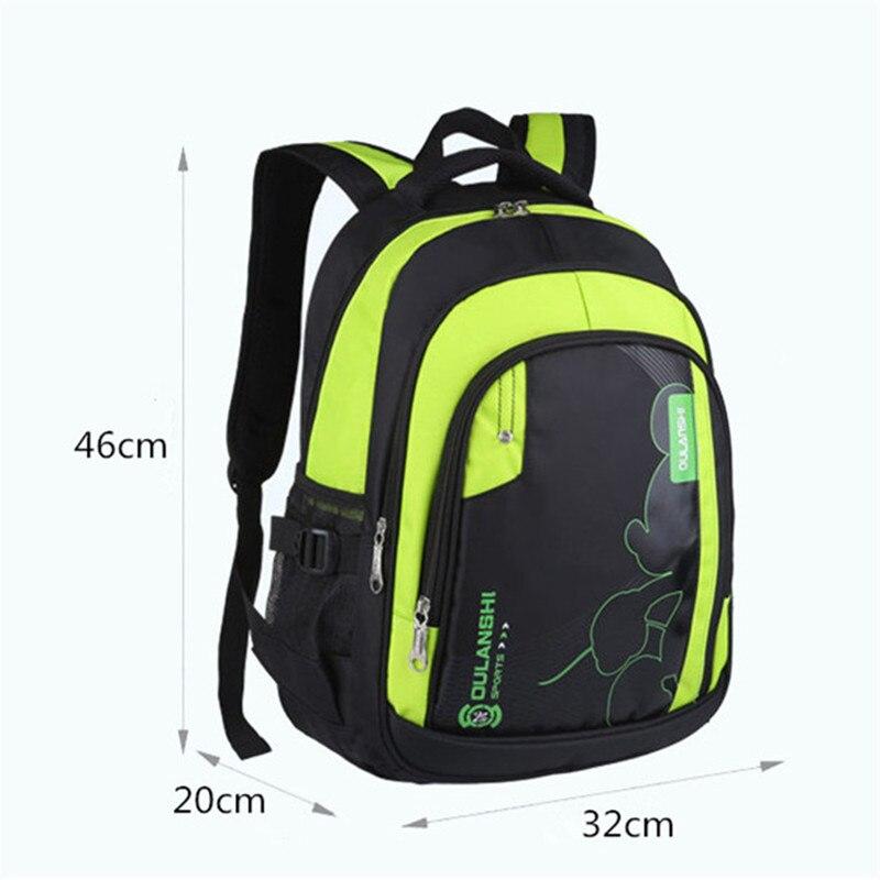 2018 Новые детские школьные сумки детские рюкзаки школьников мешок досуг водонепроницаемый мешок, Mochila Escolar Infantil дети мешок
