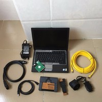 For Bmw Scanner 3 IN 1 Diagnostic Programming Tool For Bmw Icom A2 With D630 Laptop