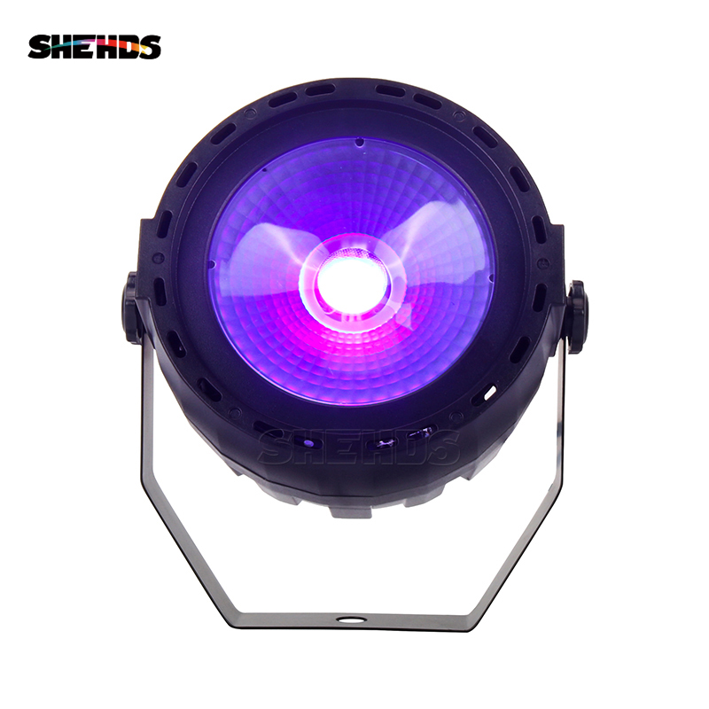LED Par COB 30W Violet DMX512 Stage Effect Lighting Good For DJ Disco Home Birthday Party Nightclub And Wedding Decoration|Stage Lighting Effect| |  - title=