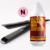 Más barato Brasileño queratina tratamiento 1000 MLChocolate 5% Formaldehído tratamiento de queratina y plancha de pelo plana obtener el aceite de argán