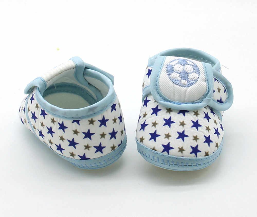 רך בלעדי נעלי כותנה תינוק נעלי יילוד בנות בני כוכב ראשון הליכונים פעוט Prewalker חם מקרית דירות נעלי YJ6