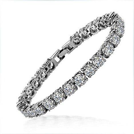 Aliexpress Com Buy Beautiful Bracelets S925 Hand Chain