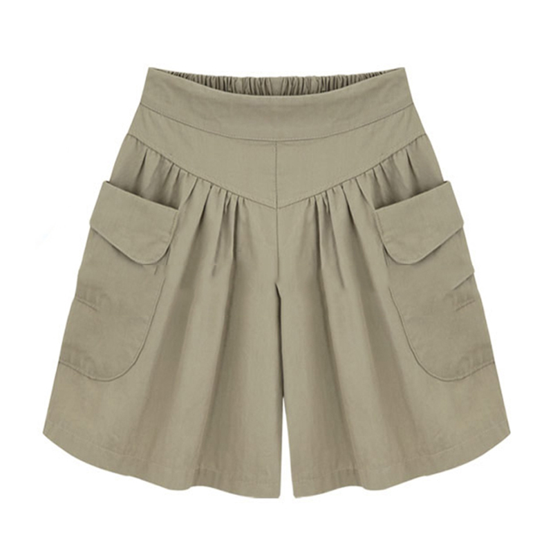 Online Buy Wholesale women khaki shorts from China women khaki ...