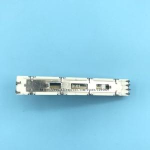 Image 4 - 5pcs 60mm for Pioneer DJM 350 600 700 800 Push Fader Straight Slide Potentiometer DJ MIXER B10Kx2