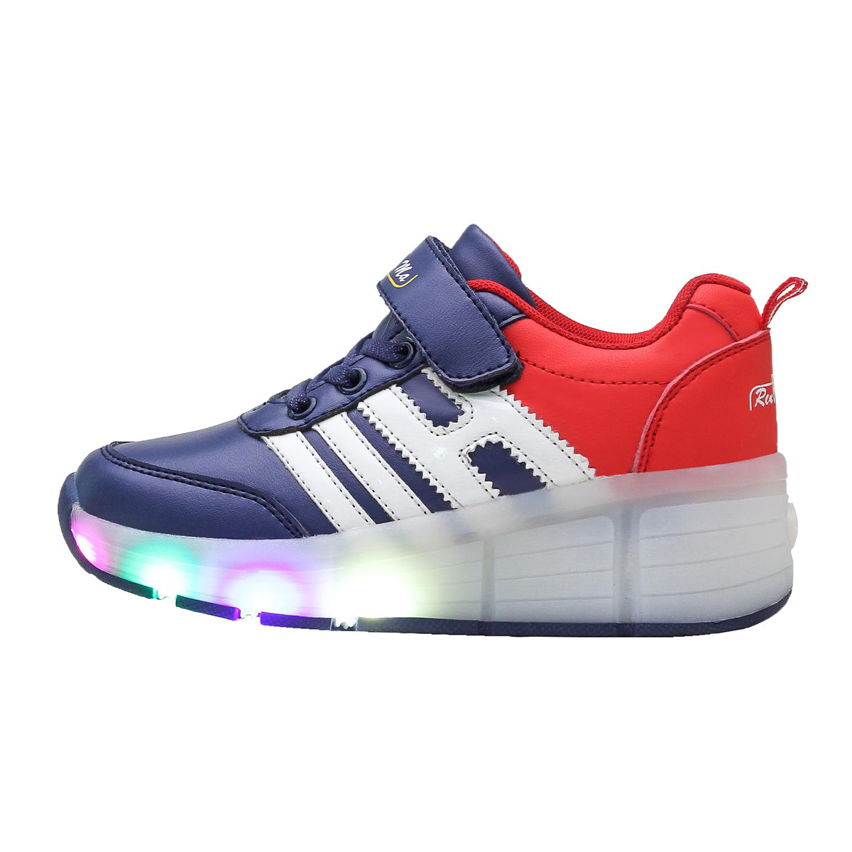Roller shoes shop - New 2017 Kids Shoes Children Roller Skate Shoes Sneakers With Wheel Child Jazzy Junior Boys Girls Automatic Led Lighted Flashing