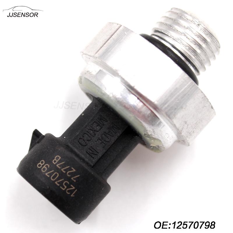 YAOPEI NEW Oil Pressure Sensor 12570798 12621649 12621659 2131569 For Buick Cadillac Saturn