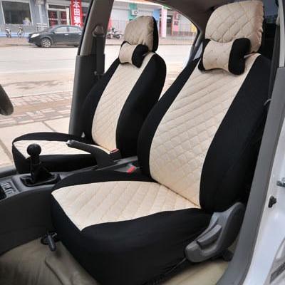 Car Seat Cover Set For KIA Rio Cerato Sportage Forte Sorento Spectra Ceed Soul Accessories Back