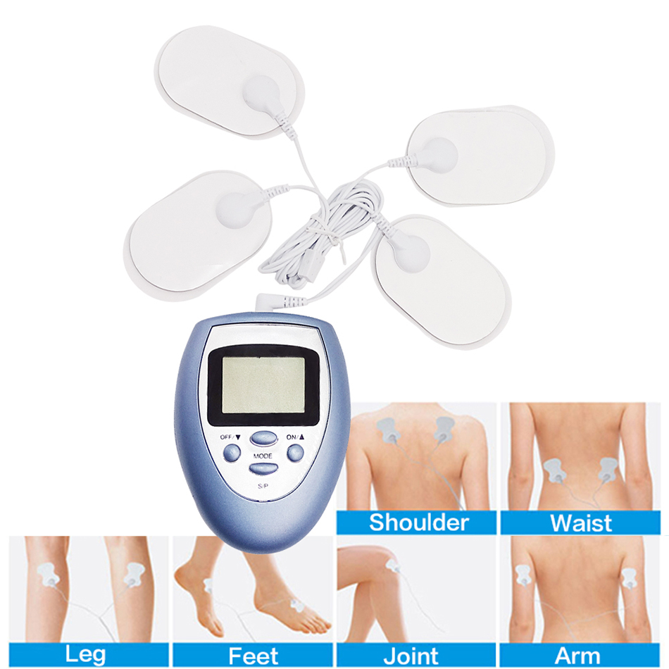 Slimming Massager Electrical Nerve Muscle Stimulator Physical Therapy Tense Physiotherapy Device healthcare myostimulator medica
