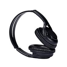 Black High Quality Foldable Stereo Music Wireless Bluetooth Headphones For Phone