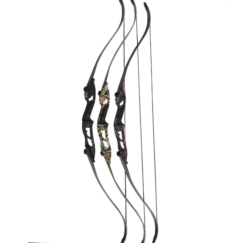 30lbs-50lbs Takedown Recurve Bow Hunting Archery Recurve Bow for Outdoor Shooting Adult Youth 56inch wholesale archery equipment hunting carbon arrow 31 400 spine for takedown bow targeting 50pcs
