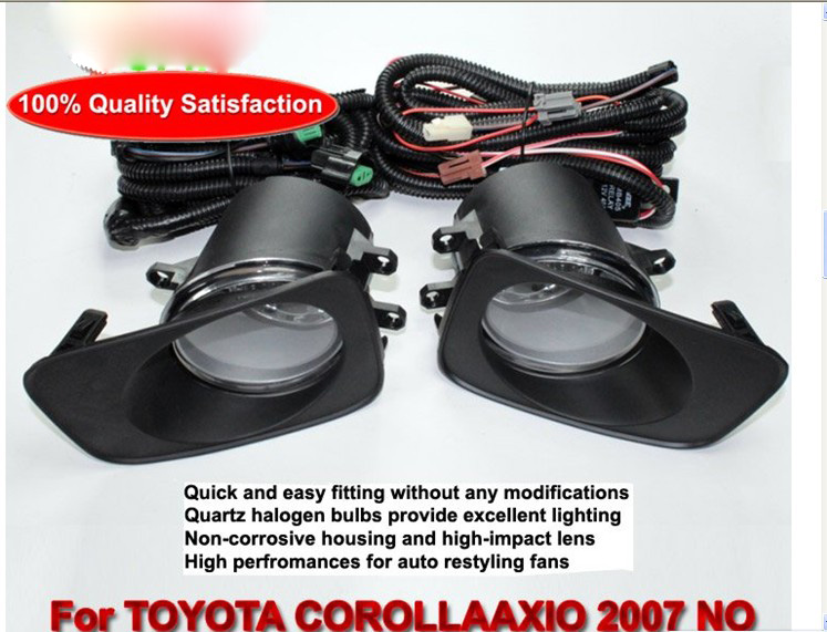 car-styling,Corolla Axio halogen light,2007~2016,Free ship!2pcs/set,Corolla Axio fog light;car-covers,Corolla Axio headlight угловая шлифовальная машина