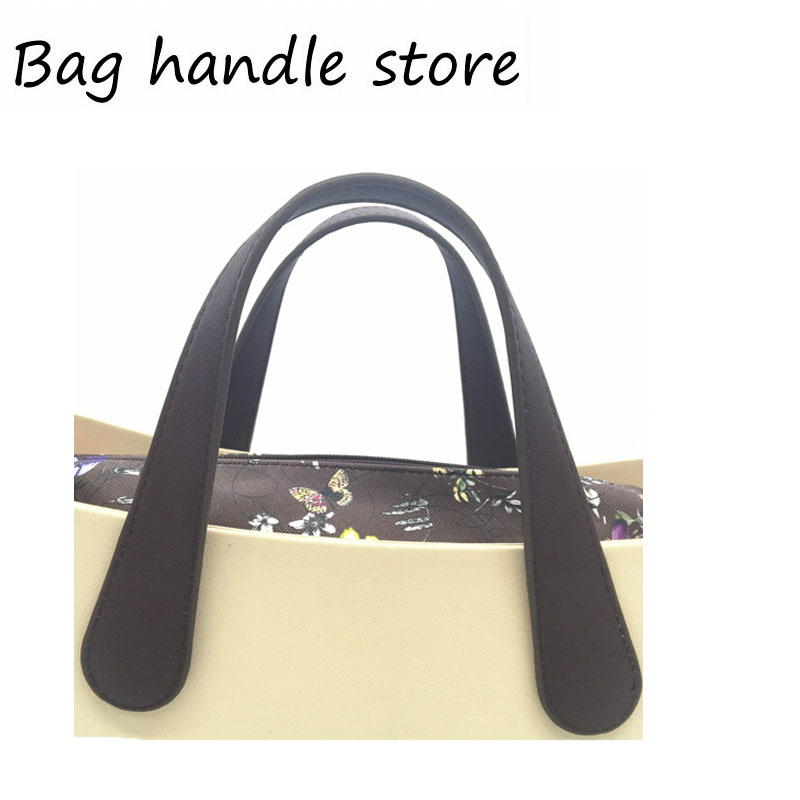 New Handles For Obag Long Pu Faux Leather Handles For Classic Mini O Bag Ambag 65cm 70cm Long Size