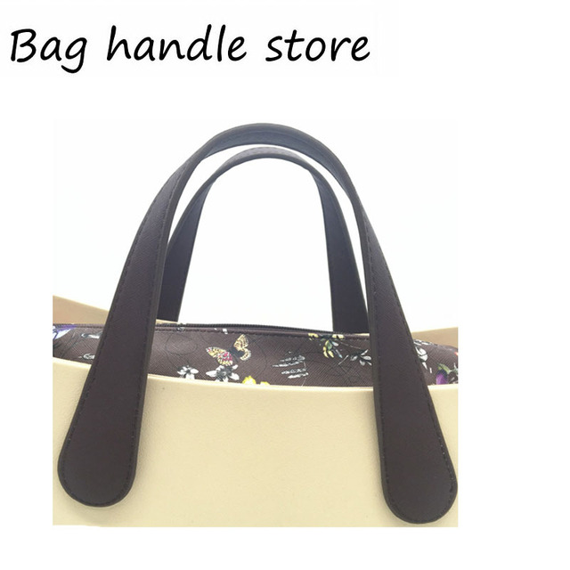 New handles for Obag Long Pu Faux Leather Handles for Classic Mini O Bag  ambag 65cm 70cm long size 0739fd77e52