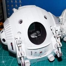 DIY Paper Craft 2001 SPACE POD Space Odyssey EVA podz Single capsule Paper Model Boy Gift Education Toy