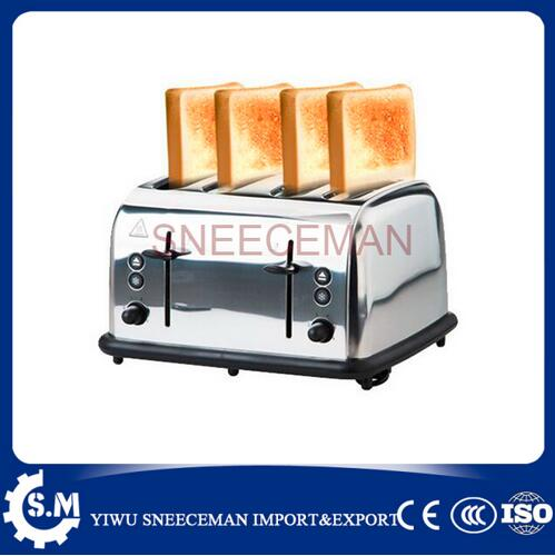 China Electric Oven Toaster Oven: 4 Slice Bread Toaster Oven Chinese Cheaper Stainless Steel