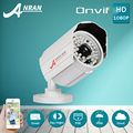 Onvif 1080P 2.0 Megapixel HD IP Camera POE Outdoor 48 IR H.264 Email Alarm P2P Network Remote CCTV Security Surveillance Camera