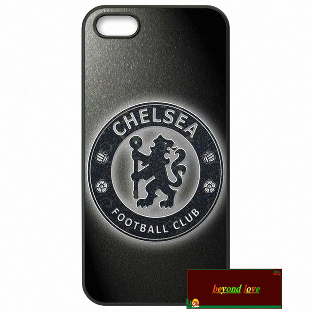 Champions Collection CHELSEA Capa Cover case for iphone 4 4s 5 5s 5c 6 6s plus samsung galaxy S3 S4 mini S5 S6 Note 2 3 4  z1130