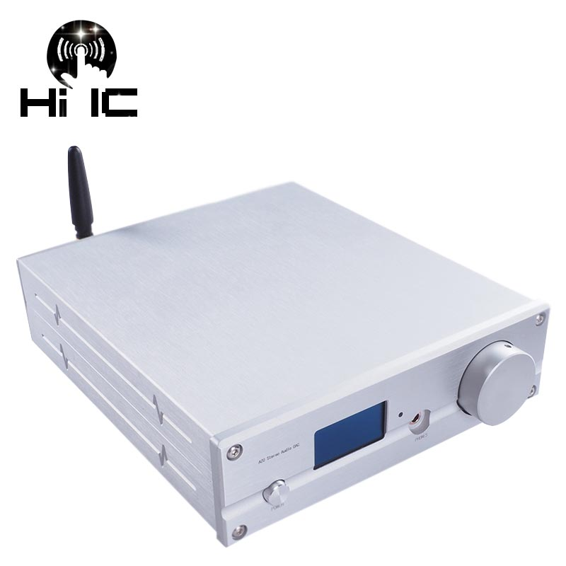 Unterhaltungselektronik Hifi Audio Dekodierung Es9038q2m Usb Dac Xmos Xu208 Dsd512 32bit/384 Khz Tpa6120a2 Coax/opt/usb/ Bluetooth 5,0 Eingang Oled Display