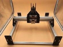 Shapeoko CNC mécanique kit CNC fraiseuse 3D impression De Bureau CNC Machine kit fait par Blurolls