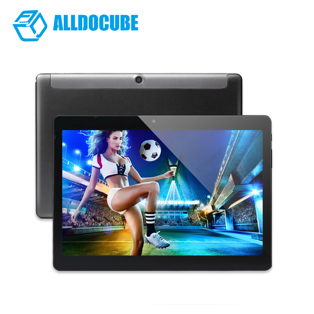 ALLDOCUBE C5 двойной 4 г телефон Планшеты PC Android7.0 9,6 дюймов 800*1280 ips MTK6737 4 ядра 2 ГБ оперативной памяти 32 ГБ Rom WI-FI
