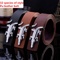 Top Fashion Gold Silver Buckle Men's/Women Belt Luxury Crocodile PU Leather Belt For Jeans Designer Belts Men High Quality 100cm