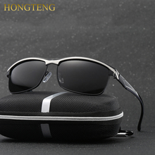 2017 Aluminum Magnesium Brand Polarizerd Mens Sunglasses Sun Glass Driving Mirror Eyewear for Men Male oculos masculin
