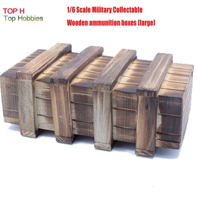 aliexpress com buy 1 6 soldier doll scene props model ammunition