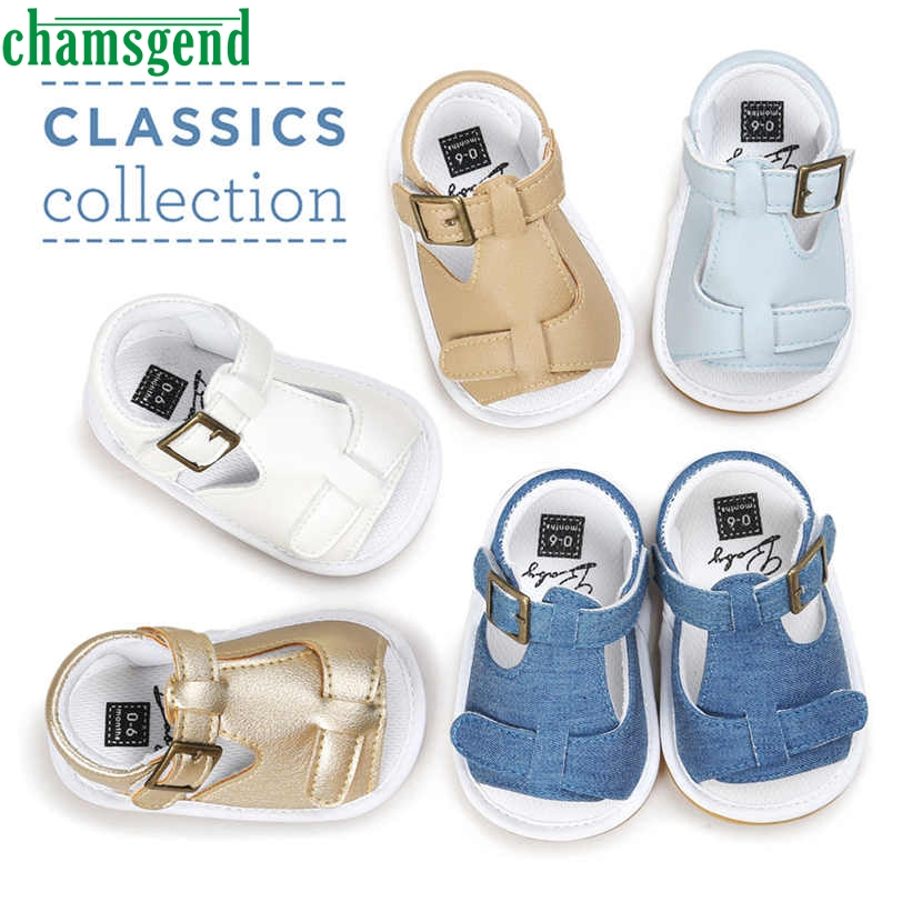 CHAMSGEND Best seller drop ship Baby Boys Shoe baby girl shoes Casual Shoes Anti-slip Soft Sole Toddler S25