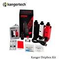 Оригинальные Электронные Сигареты комплект Kanger Dripbox Starter kit 60 Вт Mod Регулируемый Поток Воздуха Клапан ПРОТИВ kanger kbox 200 Вт (ММ)