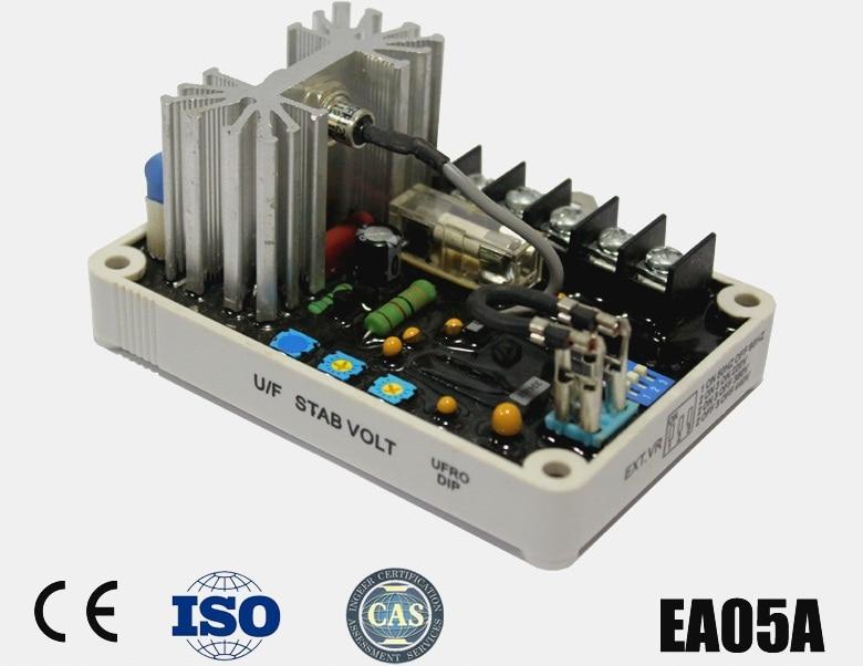 KUTAI EA05A Generator AVR For Alternator kutai ea05a generator avr for alternator